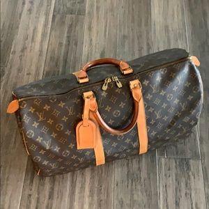Louis Vuitton KeepAll Luggage